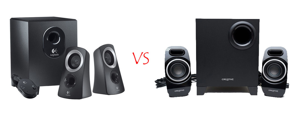 Logitech Z313 vs Creative Labs A250