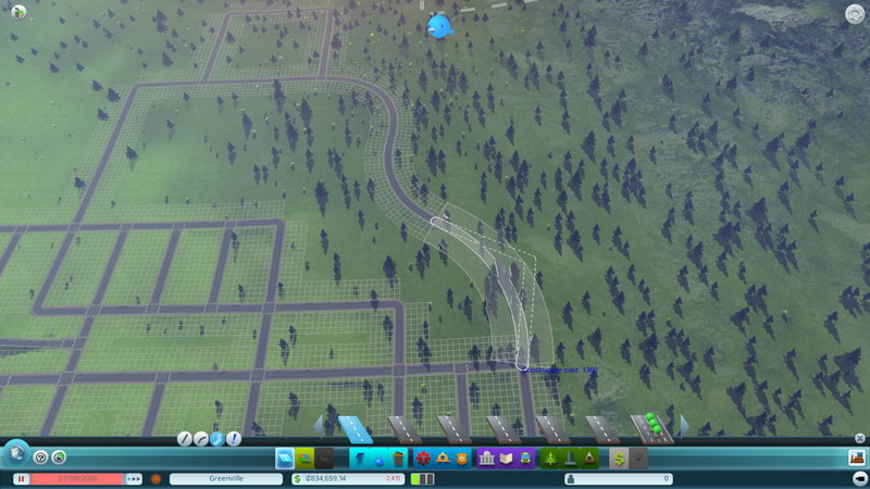 Why Can I Build Roads Cities Skylines
