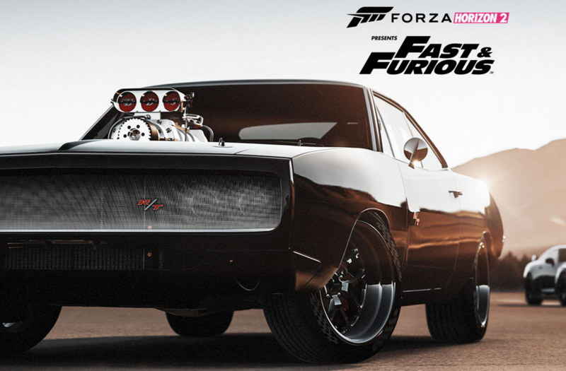 Forza Horizon 2 Fast and Furius Xbox One