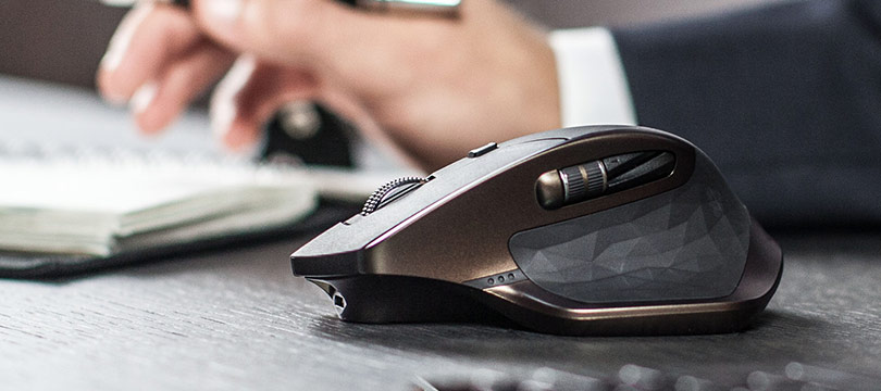 Logitech MX Master Wireless Mouse 03