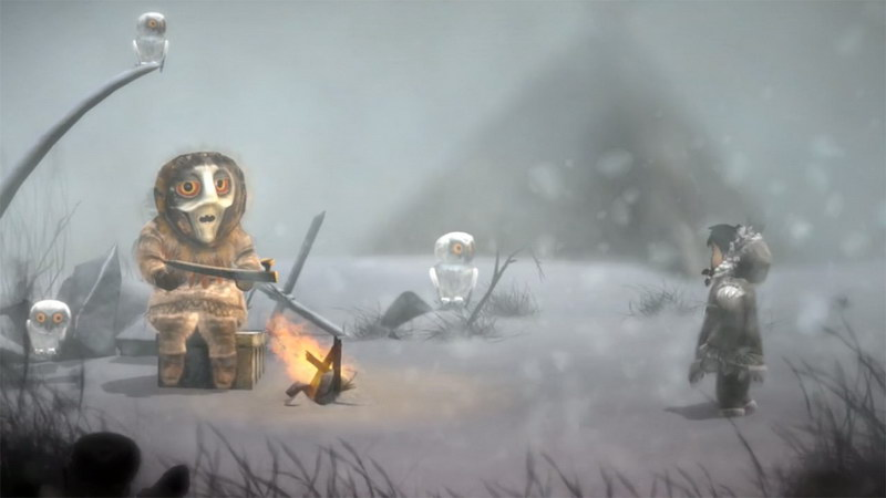 never alone ps4
