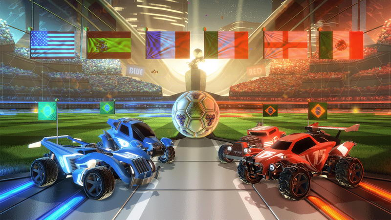 Rocket League 01