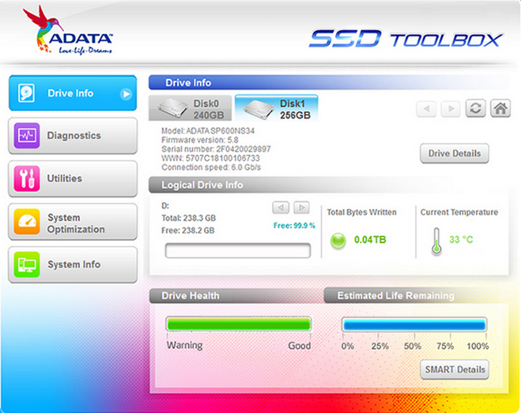 ADATA Premier SP600NS34 03