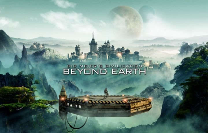 AMD Never Settle - Civilization Beyond Earth