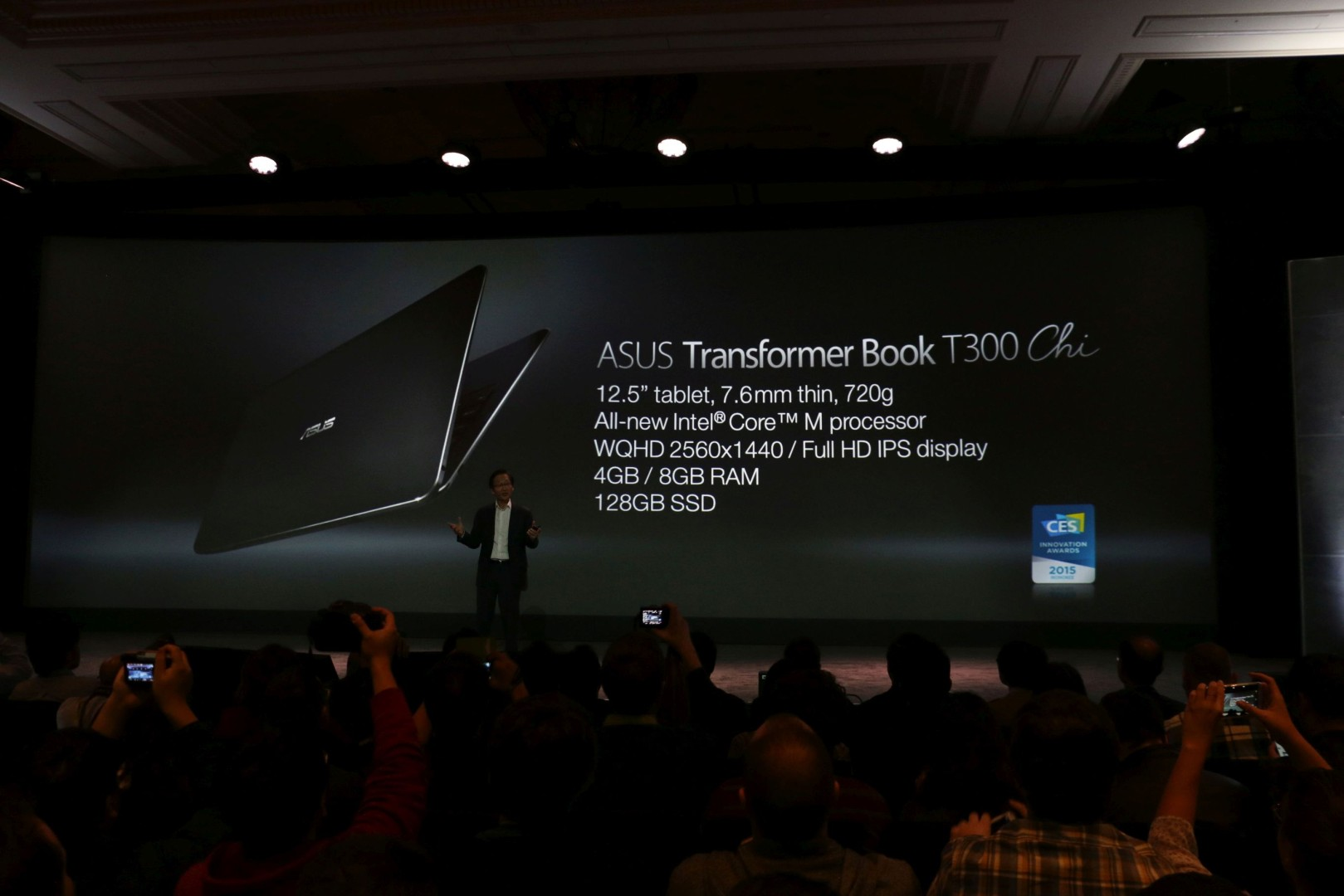 ASUS CES2015_konferencja TBChi3