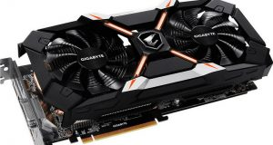 Aorus GeForce GTX 1060 6 GB Xtreme Edition 01