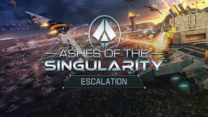 Ashes of the Singularity Escalation - logo