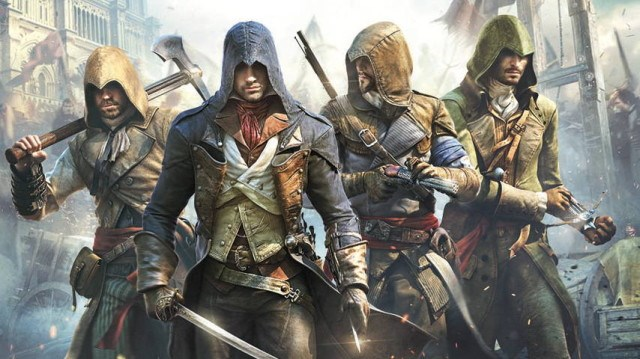 Assasins Creed Unity patch 4