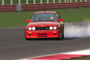Assetto Corsa BMW M3 drift