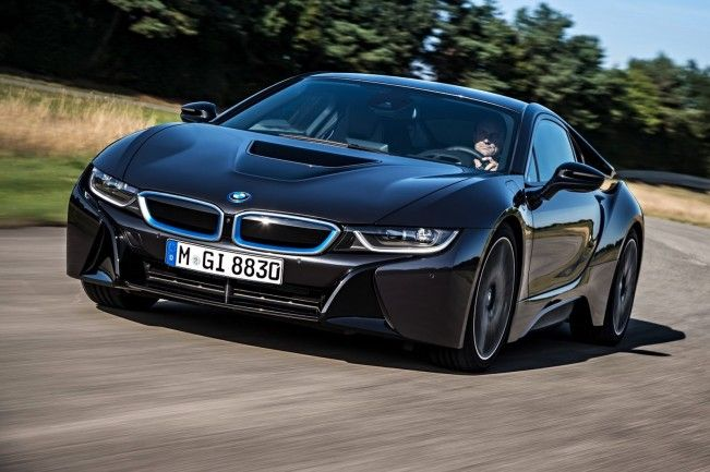 BMW i8 Nurburgring