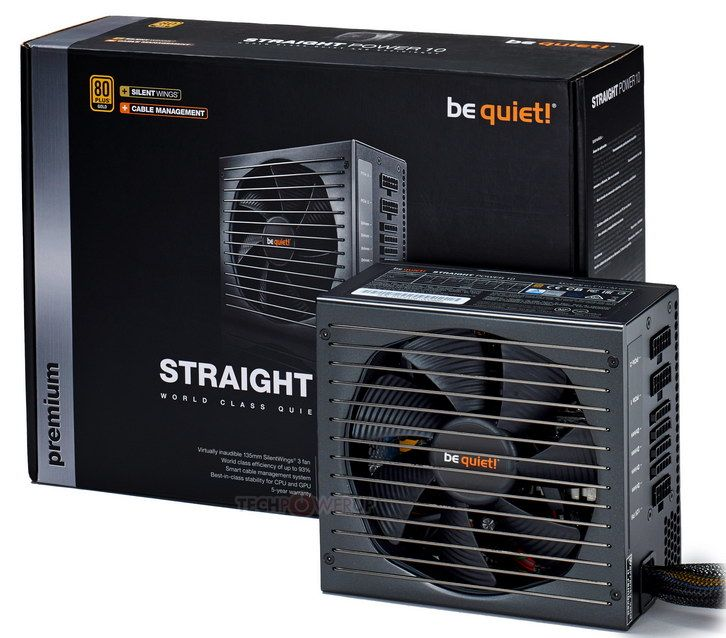 Be quiet Straight Power 10