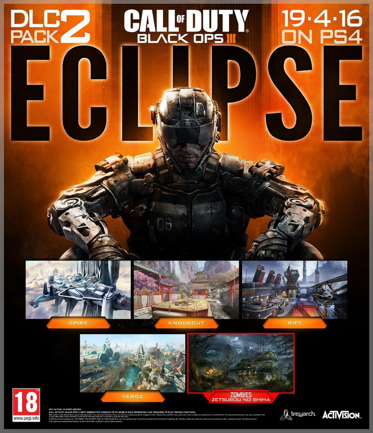 Call of Duty  Black Ops III Eclipse x
