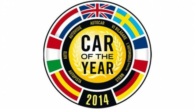 Car of The Year 2014 logo