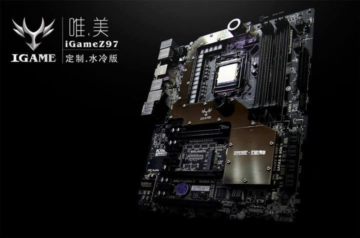 Chaintech iGame Z97 01