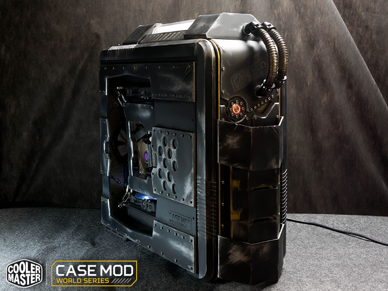 Coolermaster Case World Series 01