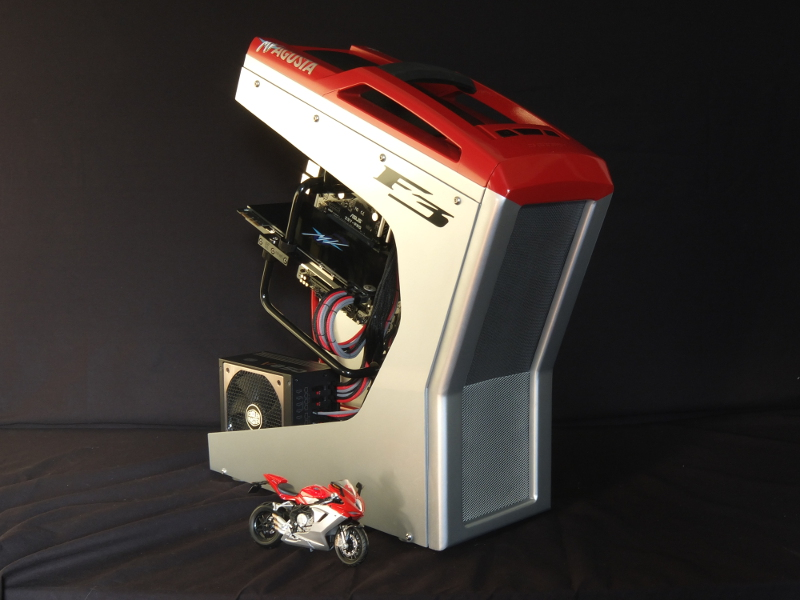 Coolermaster Case World Series 02