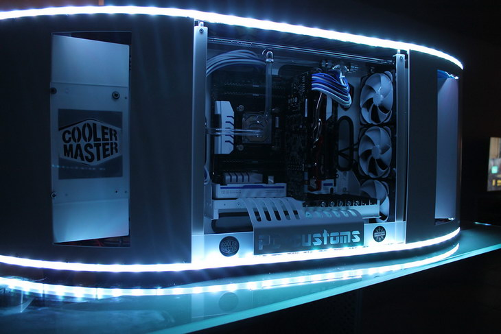 Coolermaster Case World Series trimax1