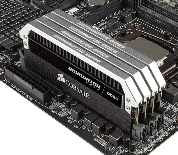 Corsair Dominator DDR4 01