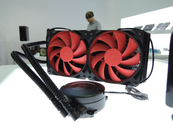 Deepcool Maelstrom water cooling