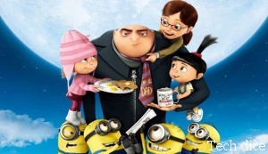 Despicable Me 2 super tata
