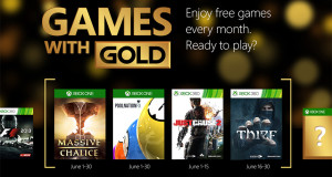 Games with gold czerwiec 2015