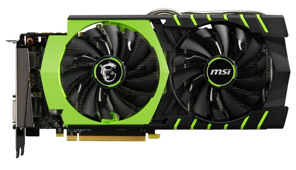 GeForce GTX 960 Gaming 100ME i GeForce GTX 970 Gaming 100ME 01