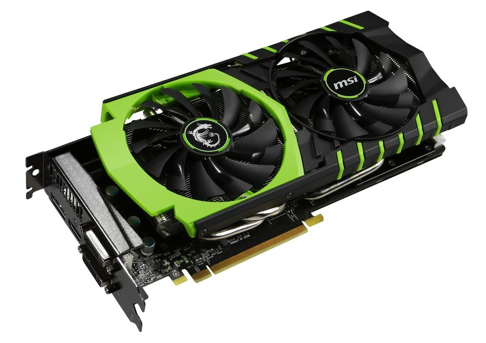 GeForce GTX 960 Gaming 100ME i GeForce GTX 970 Gaming 100ME