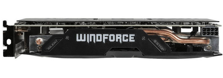 Gigabyte Radeon R9 380X WindForce 2X 04