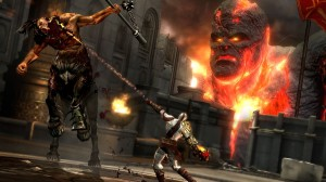 God of war 3 PS3 tytani