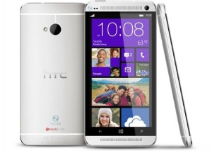 HTC One Windows phone Android