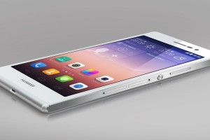 Huawei Ascend P7 bialy