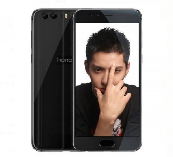 Huawei Honor 9 render