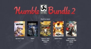 Humble Bundle 2 Deep Silver logo
