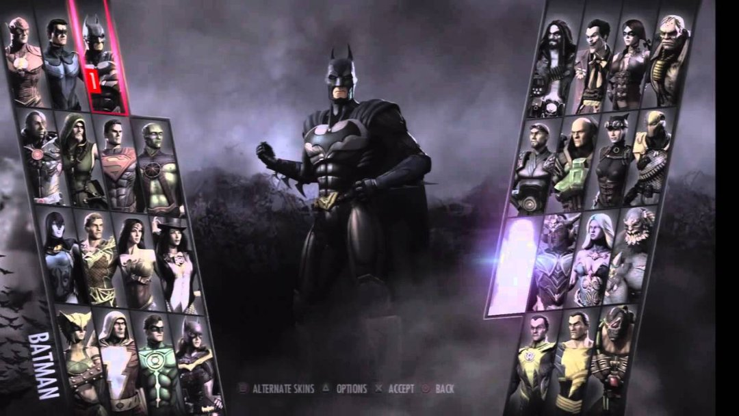 Injustice Gods Amongst us ultimate edition
