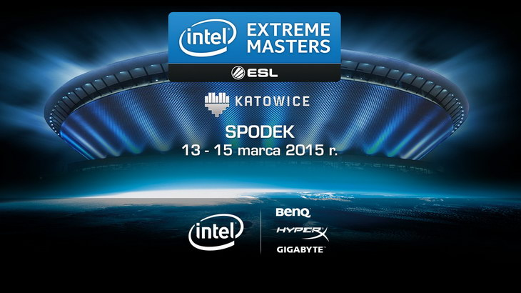 Intel Extreme Masters 2015