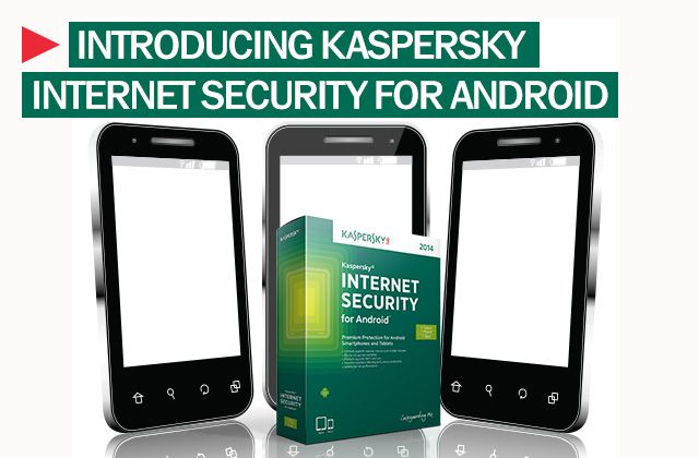 Kaspersky Internet Security for Android app