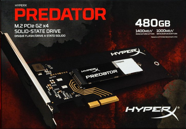 Kingston HyperX Predator 02
