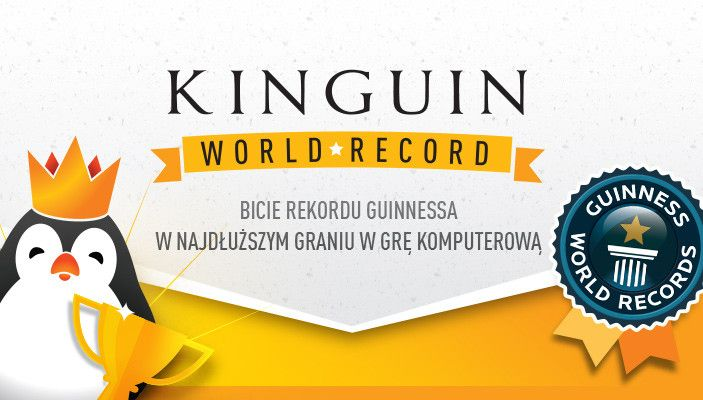 Kinguin World Record 01
