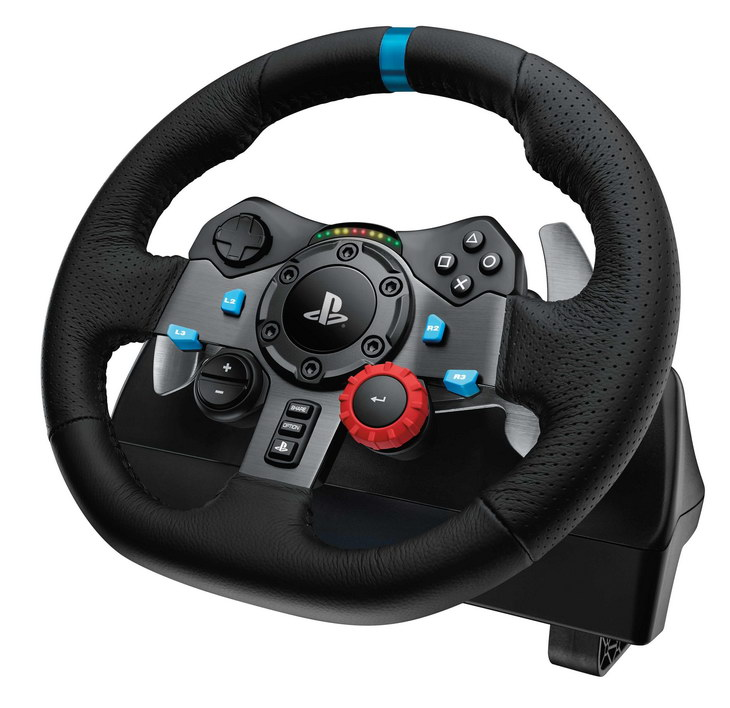 Logitech G920 Driving Force PS4