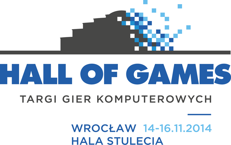 Logo Hall of games