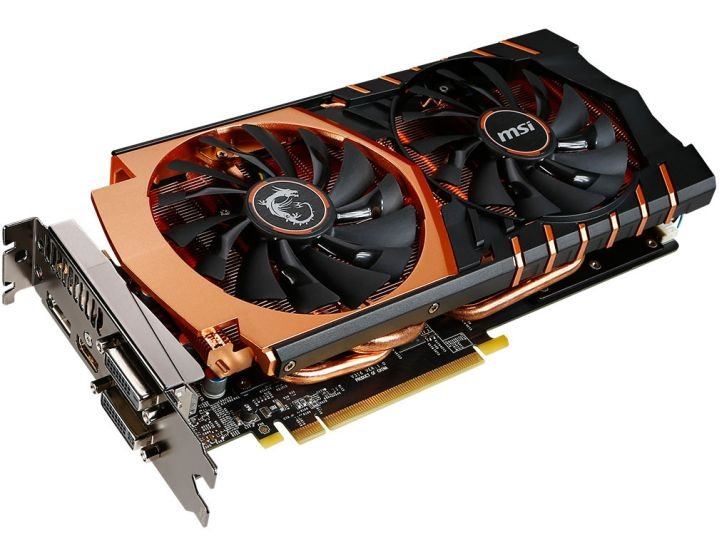 MSI GTX 970 GAMING 4G GOLDEN EDITION 02