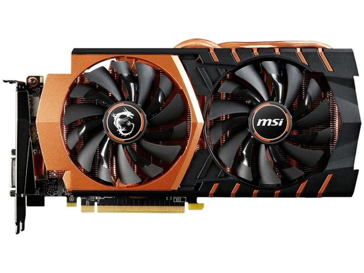 MSI GTX 970 GAMING 4G GOLDEN EDITION 03