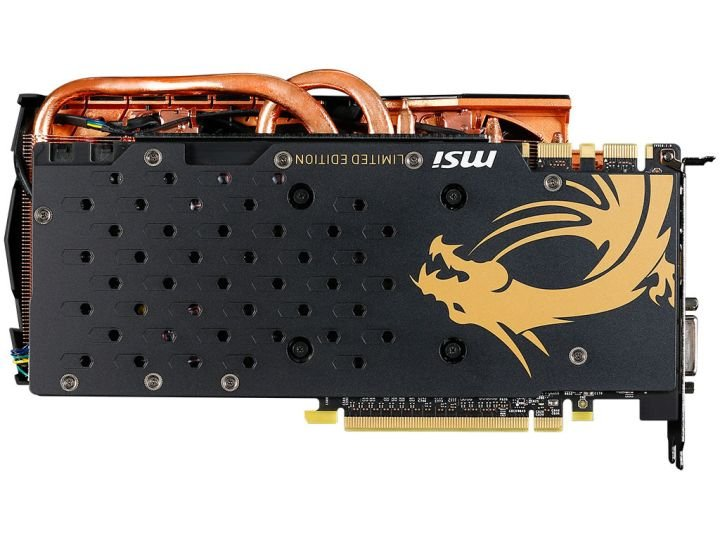 MSI GTX 970 GAMING 4G GOLDEN EDITION 04