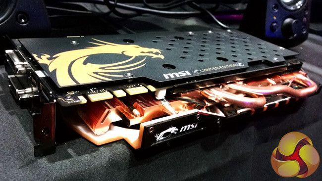 MSI GTX 970 Gold Limited Edition 04