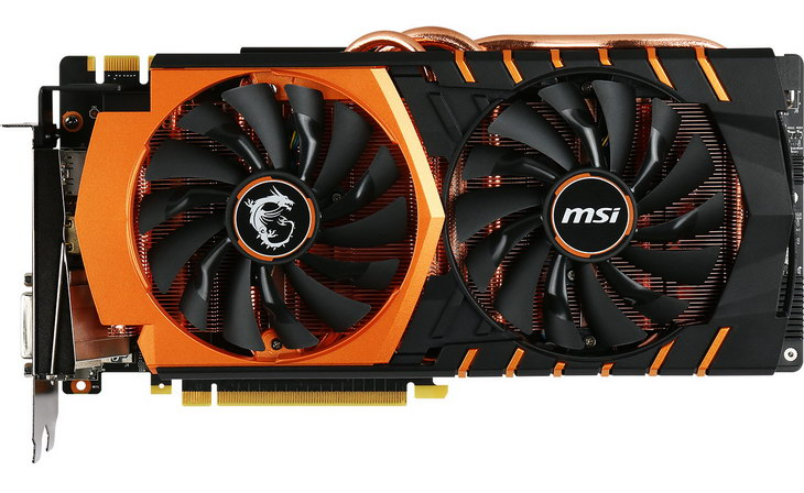 MSI GeForce GTX 980 Ti Gaming Golden Edition 02