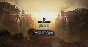 Macragge's Thunder World of Tanks Blitz 01