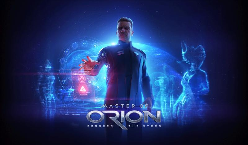 Master of Orion - logo