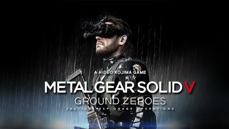 Metal Gear Solid V Ground Zeroes 00