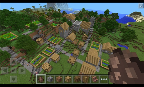 Minecraft Pocket edition dla Windows Phone