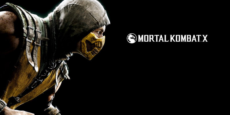 Mortal Kombat X main